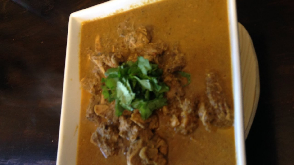 Authentic Chicken Xacuti Curry from Goa