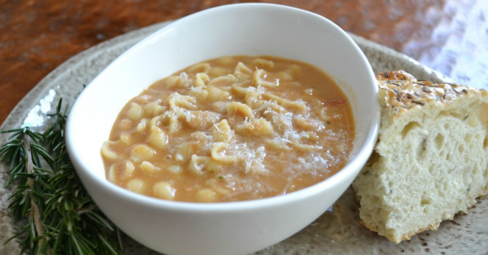Authentic Italian Pasta e Fagioli | My Family's Favorite ...