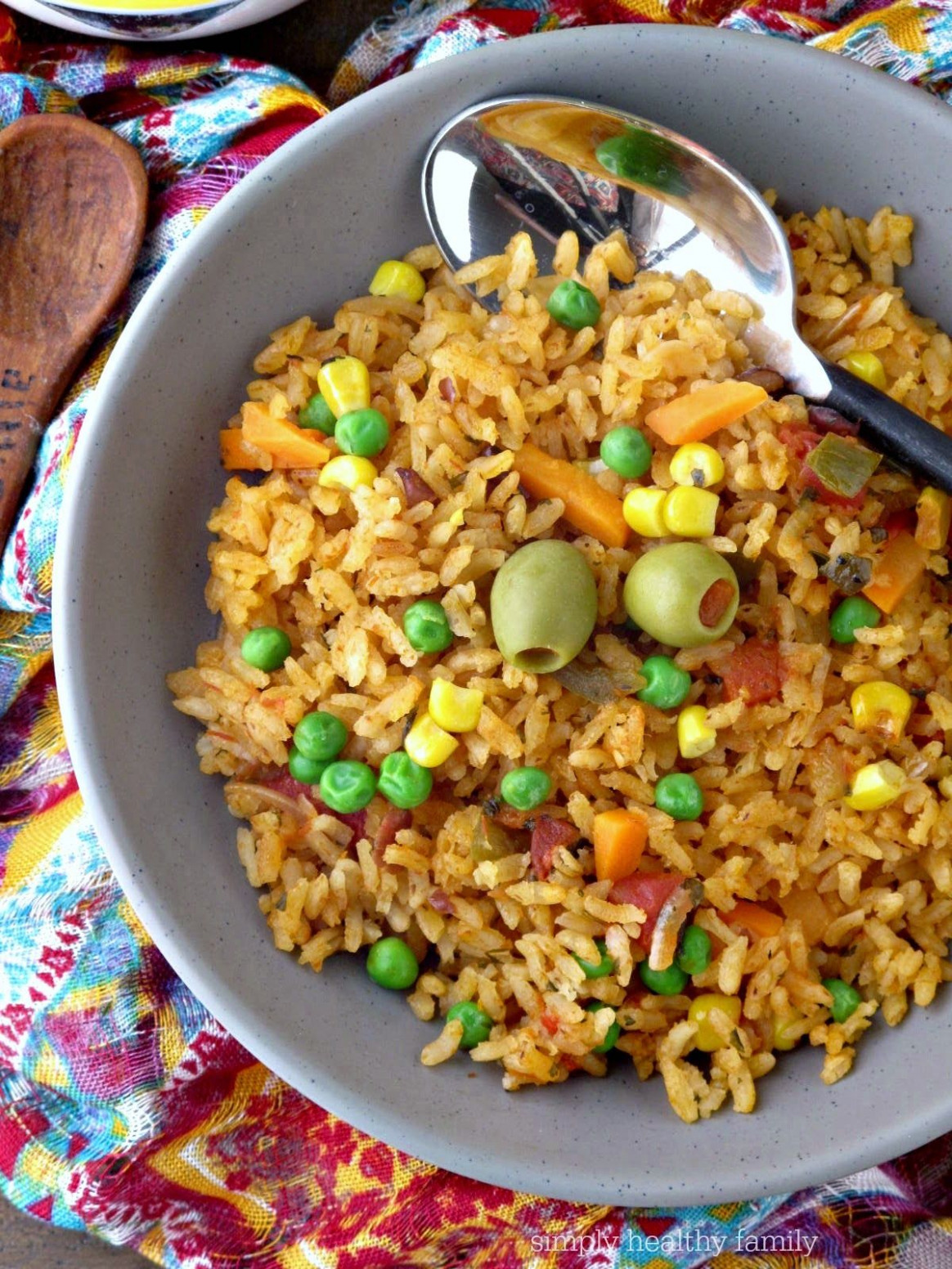 Authentic Spanish Rice Recipe | Simple Home Cooking ...