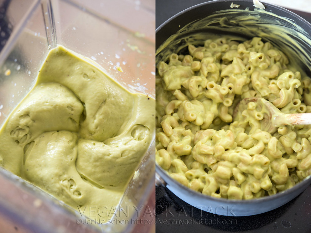 Avocado Cheese Sauce