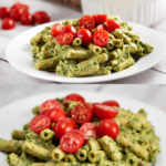 Avocado Cream Penne With Herbs  Veggie Chick Recipes