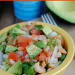 Avocado & Shrimp Salad