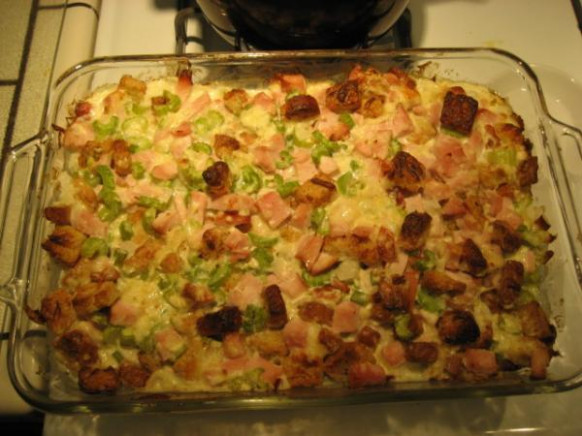 Awesome Turkey Casserole Recipe - Food