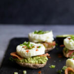 Bacon Avocado Egg White Breakfast Sandwich | Easy Healthy …