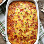 Bacon, Potato, And Egg Casserole | Two Peas & Their Pod