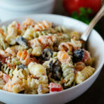Bacon Ranch Pasta Salad – Life In The Lofthouse