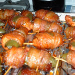 Bacon Wrapped Buffalo Chicken Jalapeno Poppers Recipe …