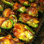 Bacon Wrapped Jalapeno Pheasant Poppers