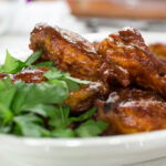 Baked Barbecue Chicken Wings - TODAY.com