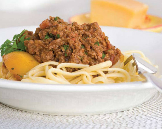 Baked Bolognese and Spaghetti Recipe   Beef + Lamb New Zealand