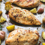 Baked Buttery Herb Chicken & Potatoes | The Recipe Critic