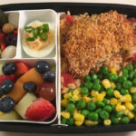 Baked Chicken Bento