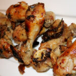 Baked Chicken Drumsticks Recipe — Dishmaps