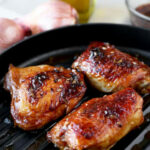 Baked Chicken Thighs With Soy Marinade – Pickled Plum Food …