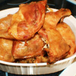 Baked Curry Glazed Chicken Leg Quarters Recipe   What's …