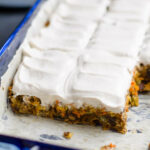 Baked Oatmeal Breakfast Bars With Carrots – IFOODreal …