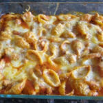 Baked Pasta Shells Casserole Recipe With Ground Meat And …