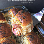 Baked Roast Beef Sliders With Horseradish Sauce | An …
