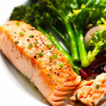 Baked Salmon   Gimme Some Oven