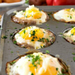 Baked Sausage Egg Cups – A Family Feast®