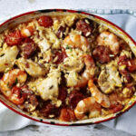Baked Spanish Risotto Recipe – BBC Food