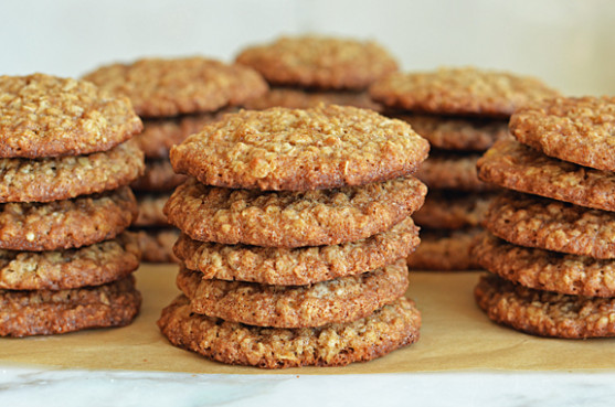 Banana Oatmeal Cookies - Once Upon a Chef