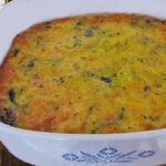 Banting Quiche | Spinach And Mushroom | LCHF