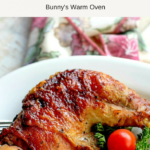 Barbecued Chicken Leg Quarters – Bunny's Warm Oven