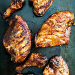 Barbecued Chicken On The Grill Recipe | SimplyRecipes