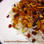 Barberry Rice Pilaf – Comfort Food Infusion