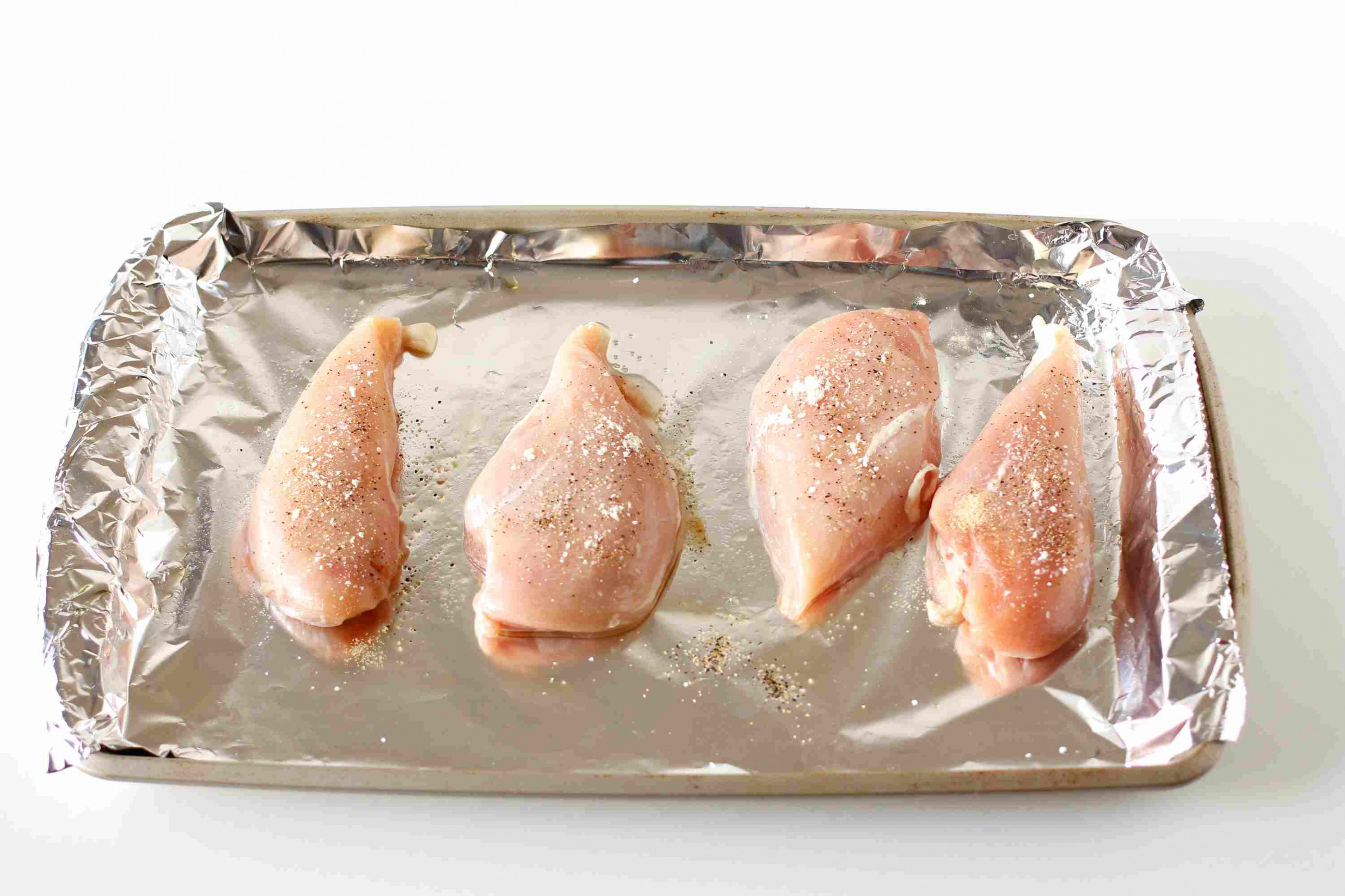 Basic Baked Chicken Breasts Recipe