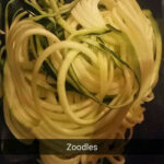 Be On The Lookout For Some Cool Zoodle Recipes