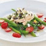 Bean And Tuna Salad With Egg And Olive Dressing – Annabel …