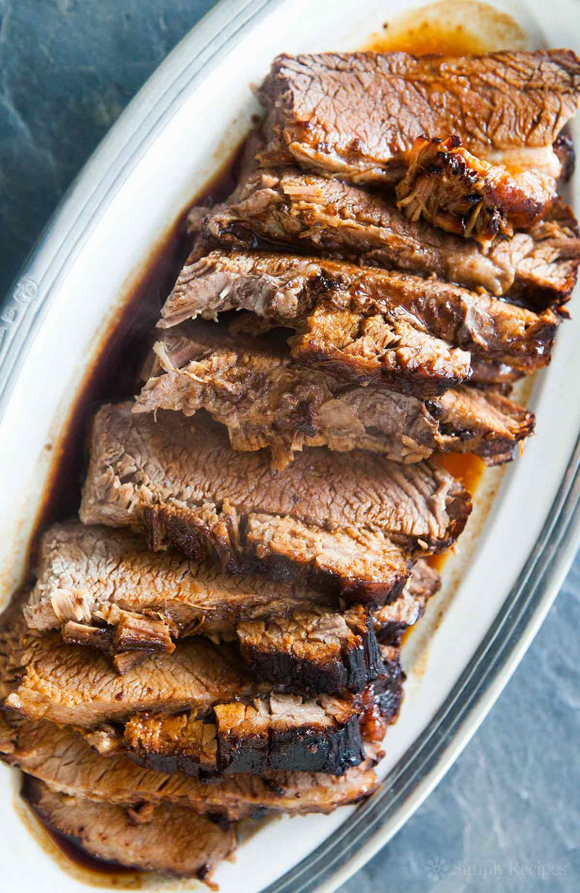 Beef Brisket Easy, Oven-Baked! | SimplyRecipes