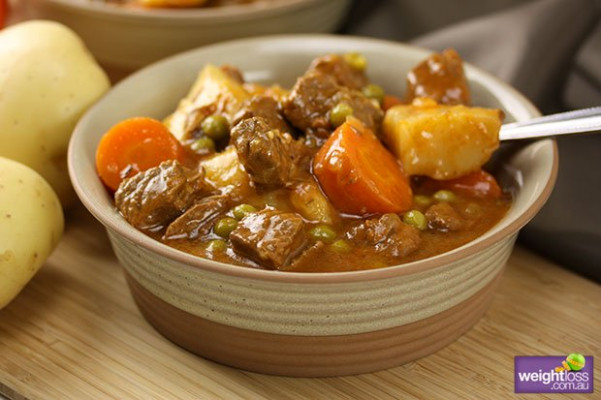 Beef Casserole | Weightloss.com.au