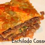 Beef Enchilada Casserole Recipe — Dishmaps