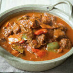 Beef Goulash Recipe — Dishmaps
