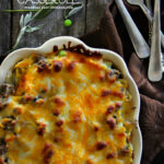 Beef Pasta Casserole Recipe – Sandra's Easy Cooking