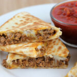 Beef Quesadillas Recipe | BlogChef