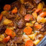 Beef Stew Recipe Crock Pot Easy | Dandk Organizer