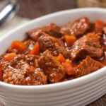 Beef Tomato Bredie – mealtreats