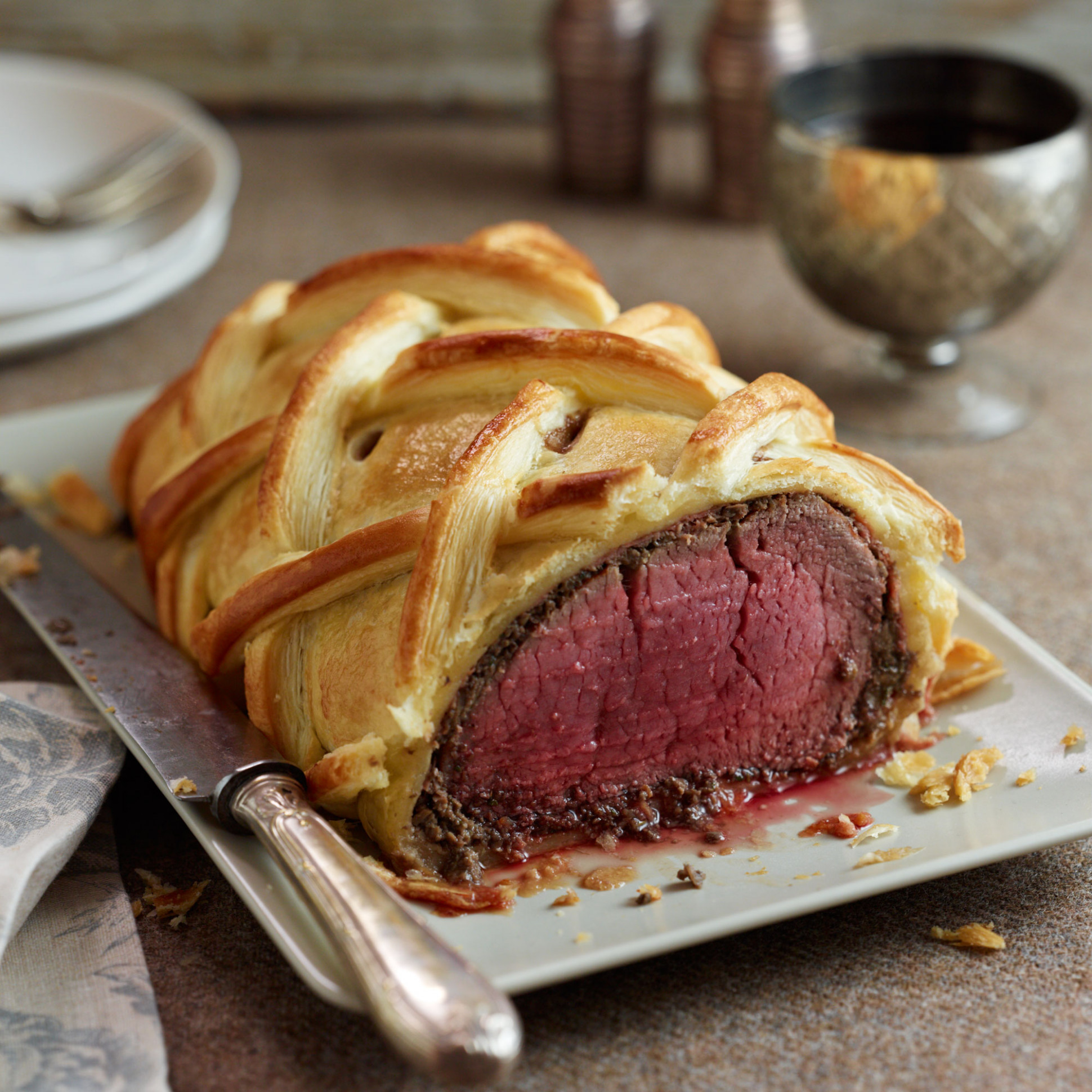 Beef Wellington | Recipes | Woman&home