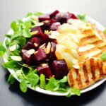 Beetroot Salad With Grapefruit And Halloumi – Everyday …