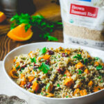 Best 25+ Brown Rice Salad Ideas On Pinterest