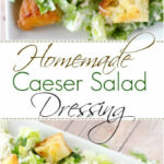 Best 25+ Caesar Salad Dressings Ideas On Pinterest …