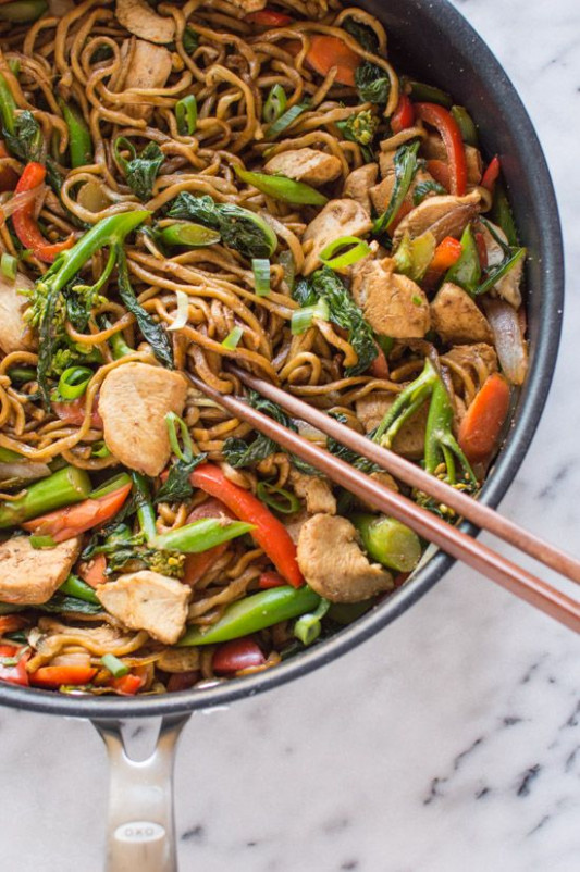 Best 25+ Chicken chow mein ideas on Pinterest | Chow mein ...