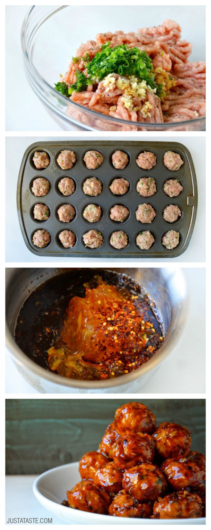 Best 25+ Chicken meatball recipes ideas on Pinterest ...