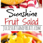 Best 25+ Easy Fruit Salad Ideas On Pinterest | Ambrosia …