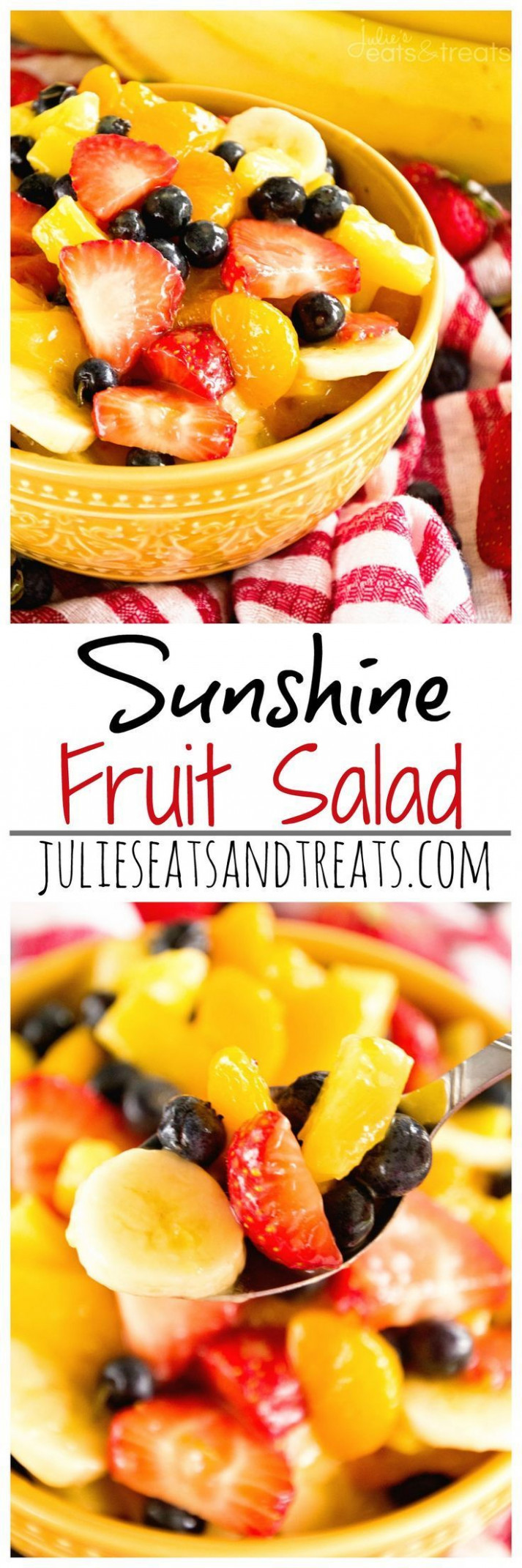 Best 25+ Easy fruit salad ideas on Pinterest | Ambrosia ...