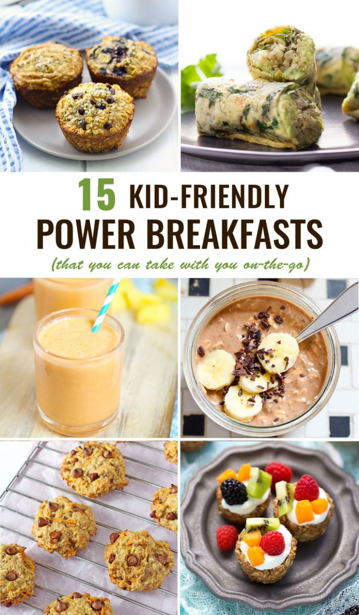 Best 25+ Healthy breakfast on the go for kids ideas on ...